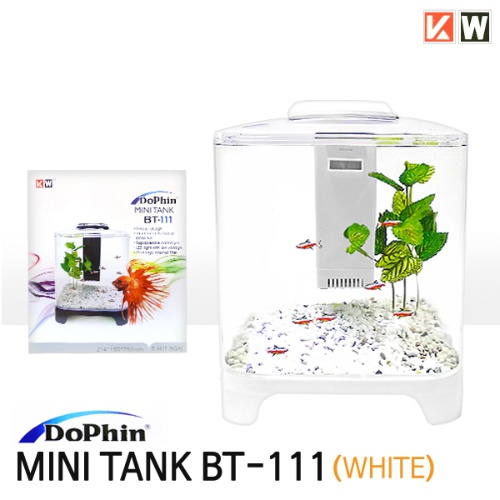 KW MINI TANK BT-111[화이트]