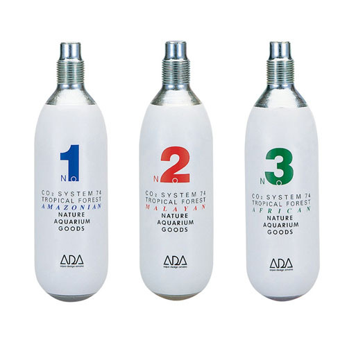 CO2 System 74-Tropical Forest(3 Bottle Set)